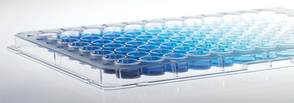 96-Well Microplate Immunoassay Surface