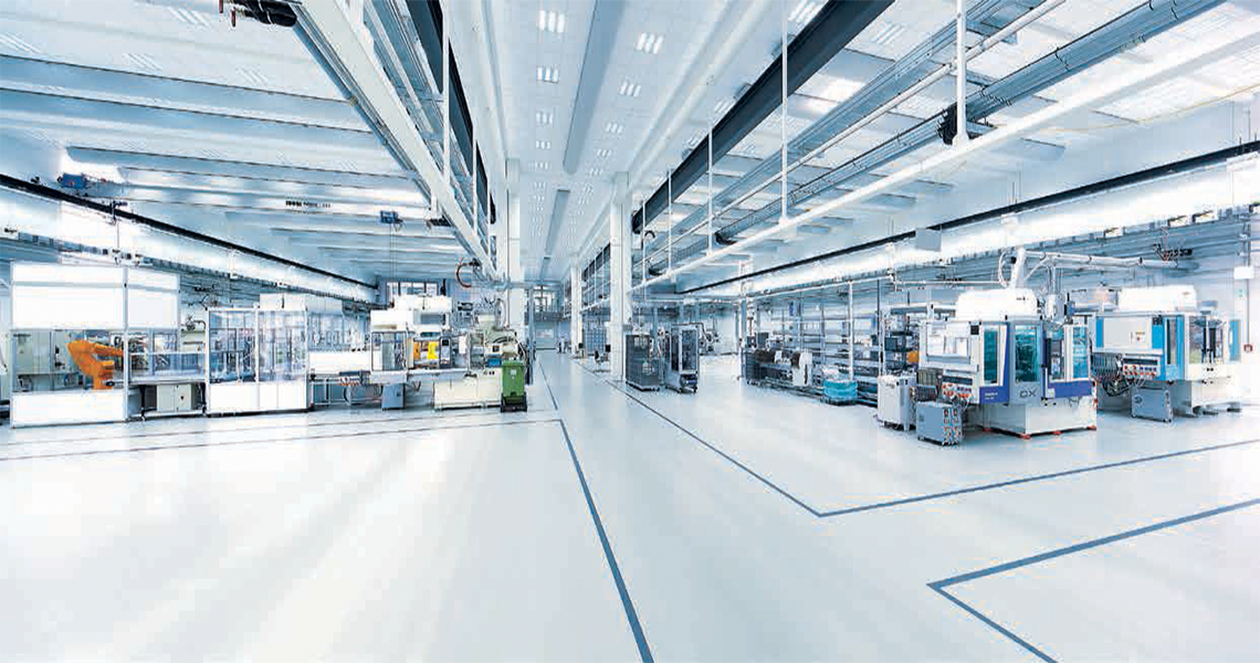 BRAND Manufacturing Facility