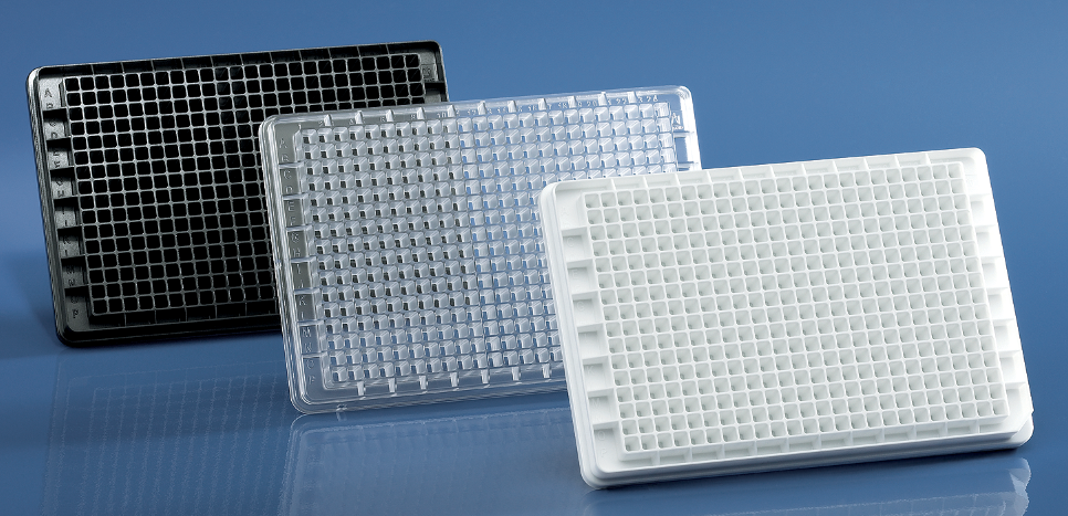 384-Well Format Microplate