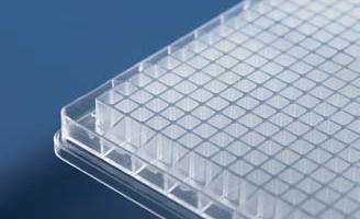 Transparent F-Bottom Well Plate