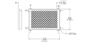96-Well Microplate ANSI/SLAS Standard