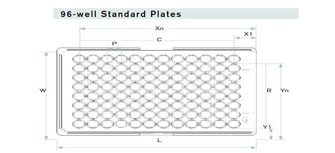 96 well plate template word - 96 well plate dimensions brandplates standard 96 well