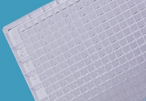 384-Well Standard Format Microplate | Transparent