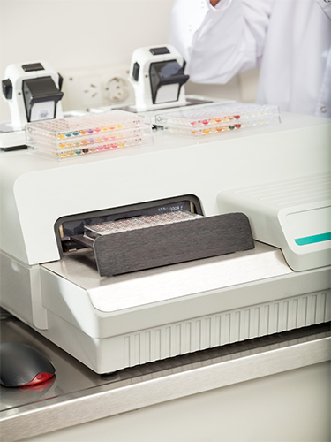 Microplate Reader | 96-Well Microplate